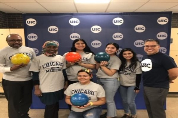 UHP Bowling Event